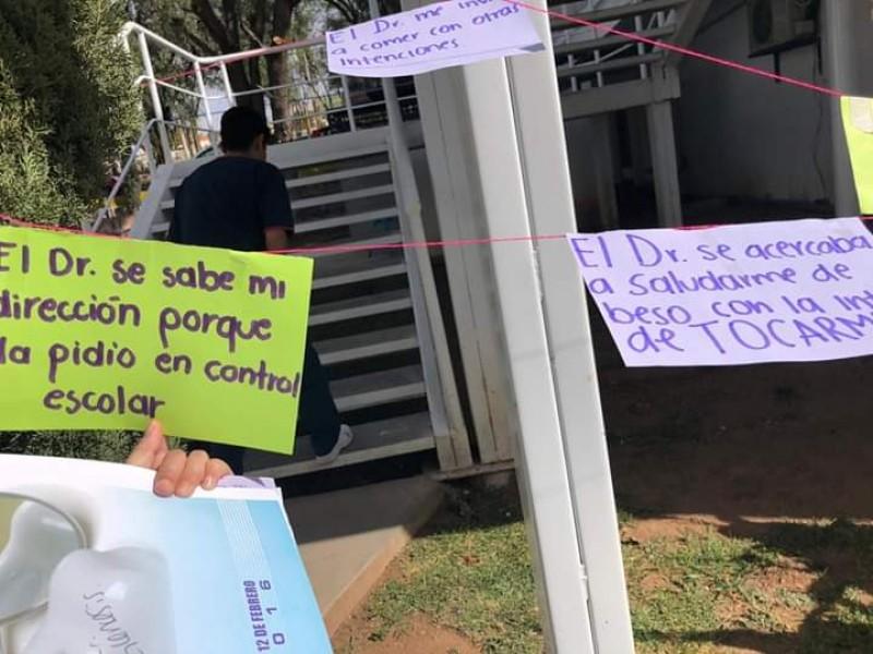 Rencinde UAZ contrato de docente por acoso sexual
