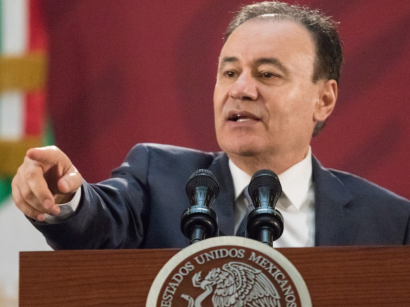 Renuncia Alfonso Durazo a la SSPC; va por Sonora