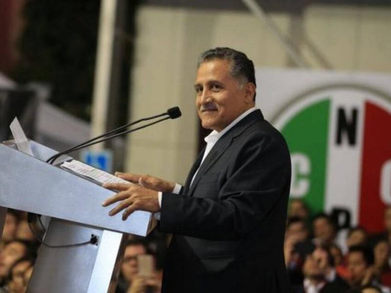 Renuncia Arturo Zamora Jiménez al PRI