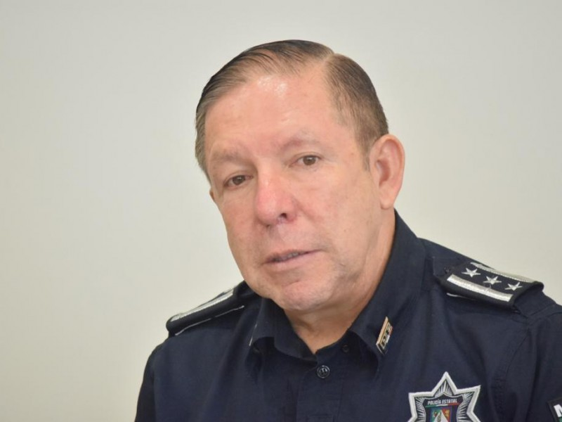 Renuncia comisario de la Policía Estatal