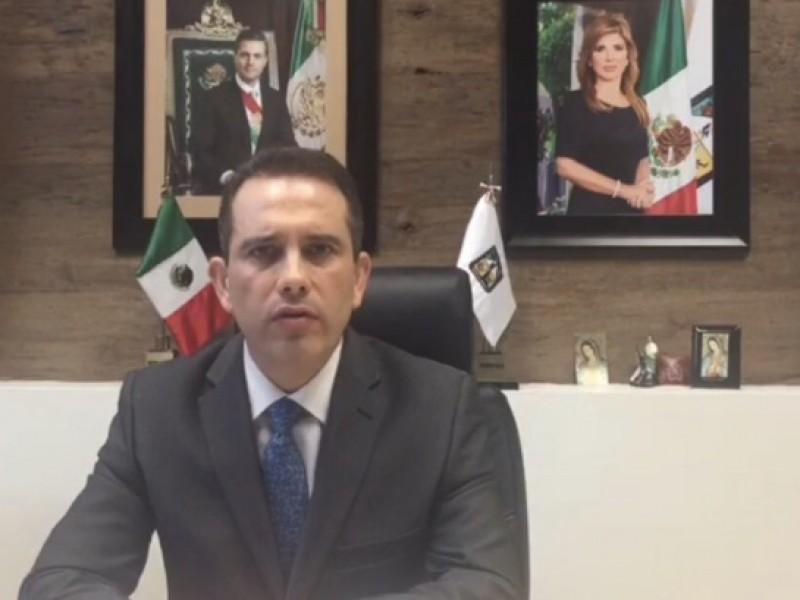 Renuncia el fiscal en Sonora