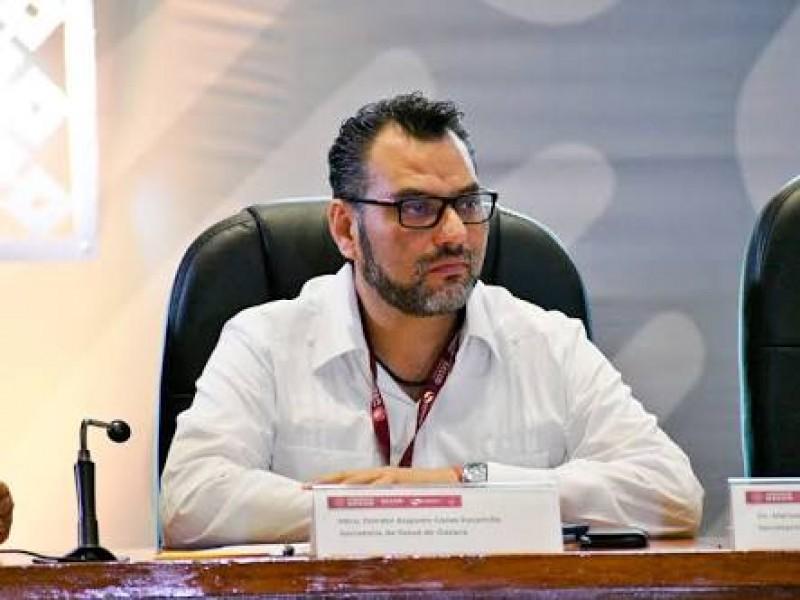Renuncia el Secretario de Salud de Oaxaca en plena emergencia