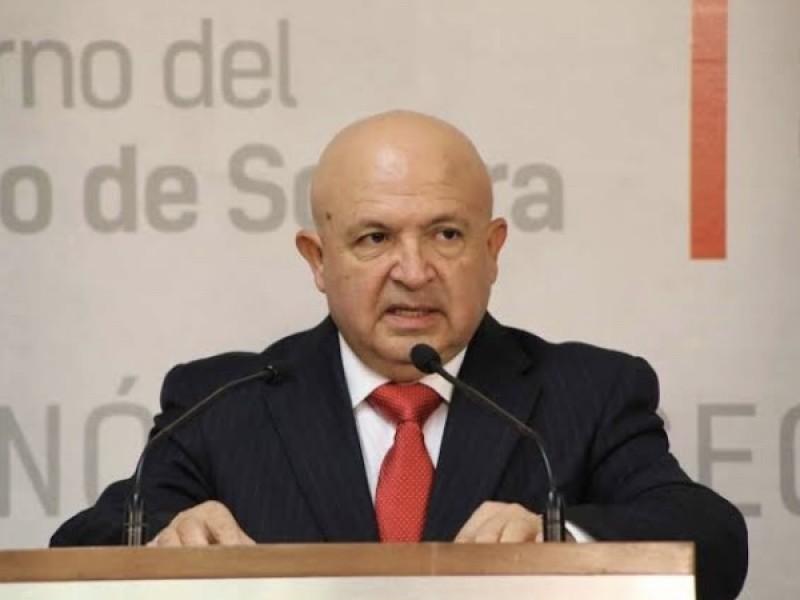 Renuncia el secretario de Seguridad Pública en Sonora