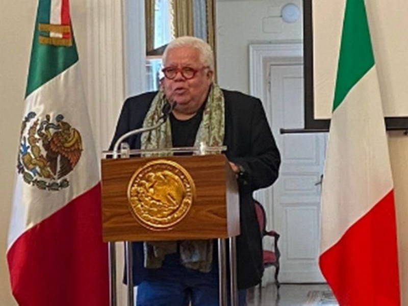 Renuncia Enrique Márquez, director de Diplomacia Cultural de SRE
