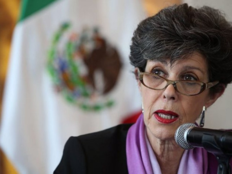 Renuncia Janine Otálora como magistrada presidenta de TEPJF