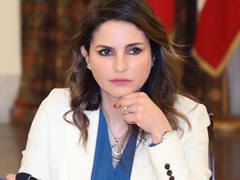 Renuncia ministra libanesa tras explosión en Beirut