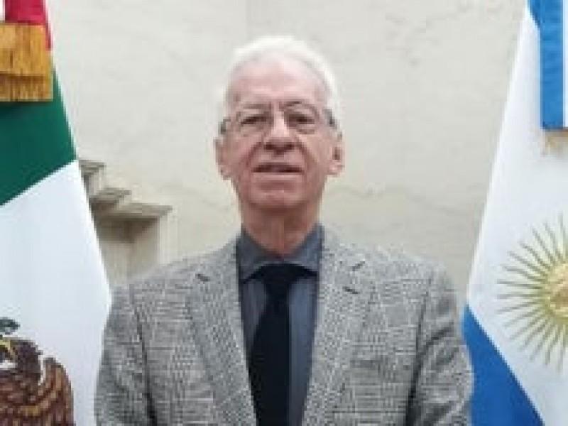 Renuncia Ricardo Valero, embajador de México en Argentina