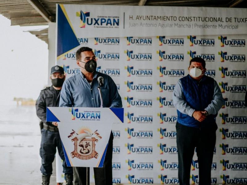 Renuncia Secretario de Seguridad en Tuxpan
