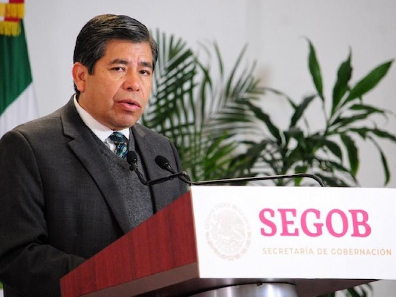Renuncia titular de Migración; quinta dimisión del gabinete