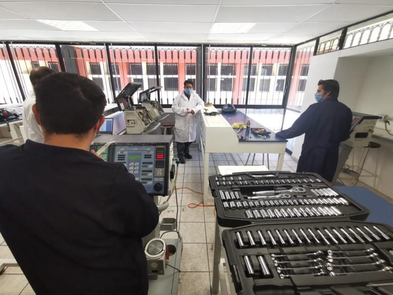 Repara ITM 14 ventiladores del IMSS