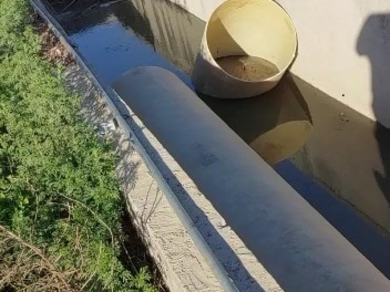 Repara Oomapas fuga de aguas negras en planta tratadora
