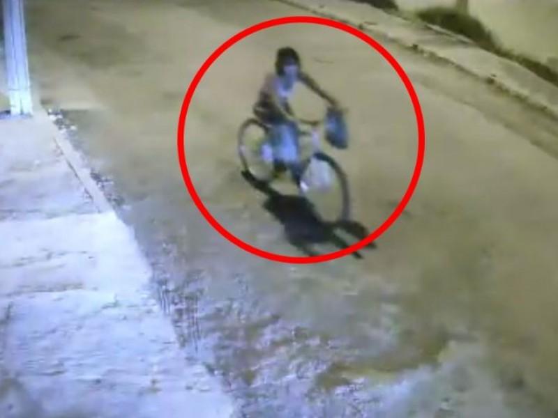 Repartidor de Rappi agrede sexualmente a joven ciclista