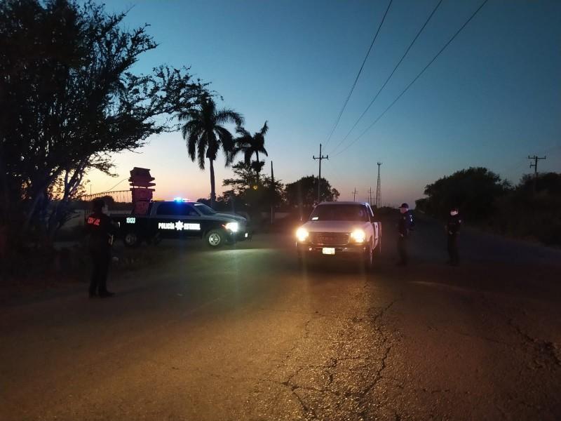 Repelen elementos de la PESP enfrentamiento armado en Opodepe