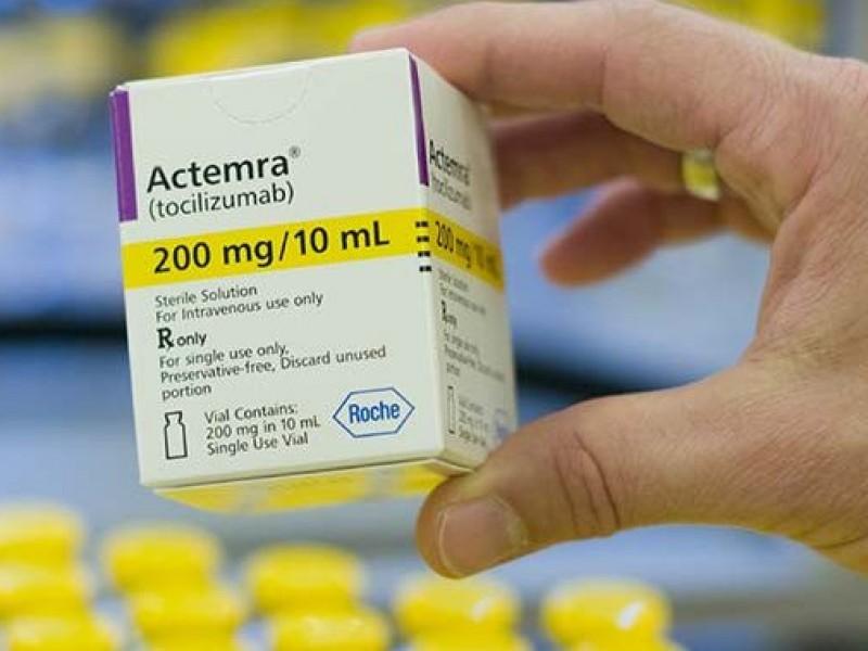 Replica Coepriss alerta sanitaria sobre la falsificación del medicamento Roactemra