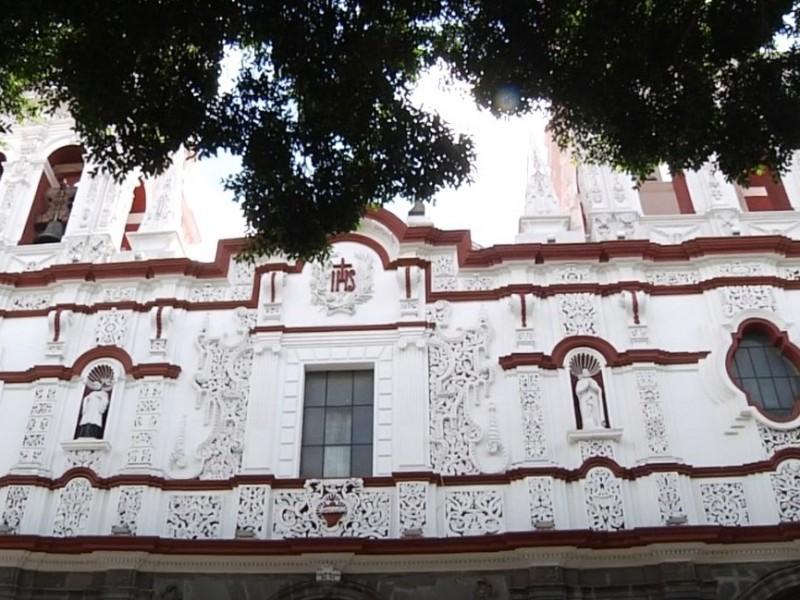 Replican sus campanas templos de Centro Histórico Puebla