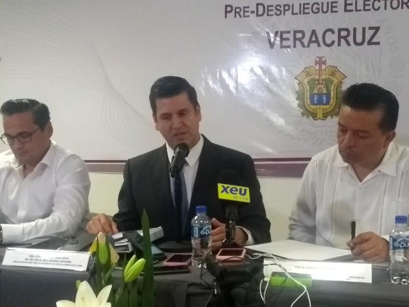 Reporta Fepade 95 denuncias en Veracruz este año
