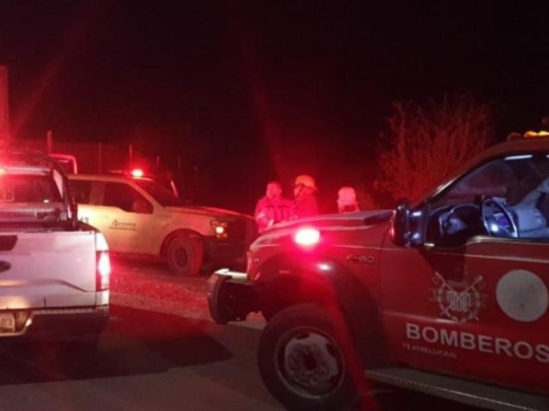 Reporta fuerte fuga de gas en Puebla