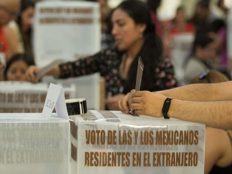 Reporta IEEN bajo registro de nayaritas para votación extranjera 2021