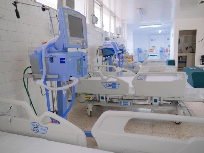 Reporta Jalisco más de mil 700 hospitalizados por covid-19
