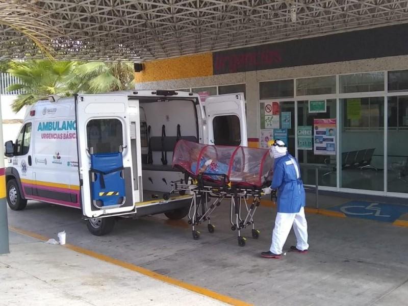 Reporta Michoacán 163 nuevos casos de Covid19