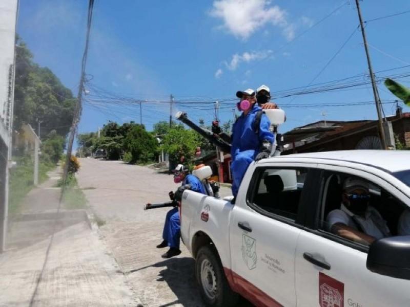 Reporta Poza Rica 149 casos de Dengue