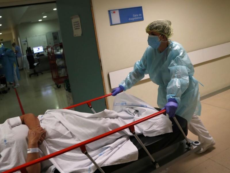Reporta Salud, mil 220 casos activos de Covid19