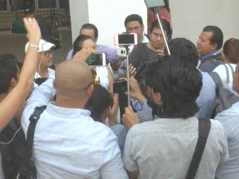 Reportaje Periodistas chiapanecos