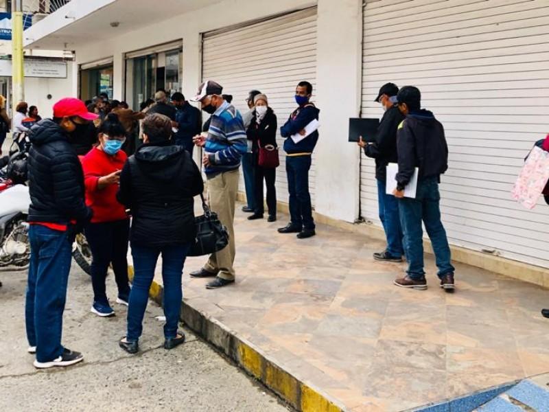 Reportan 10 mil 875 casos sospechosos de Covid en Veracruz