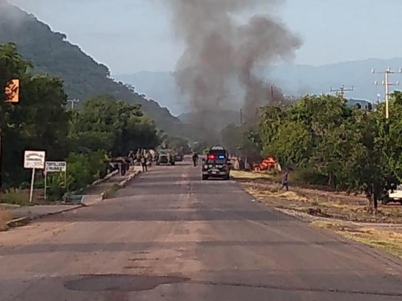 Reportan 14 muertos tras emboscada en Aguililla
