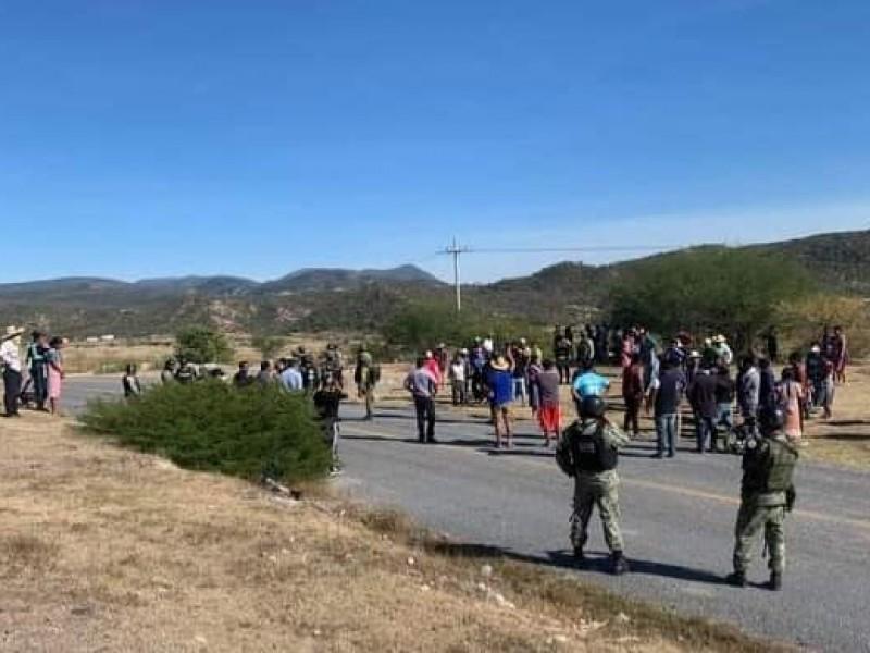 Reportan 2 heridos por conflictos agrarios en pueblos de Tepecoacuilco