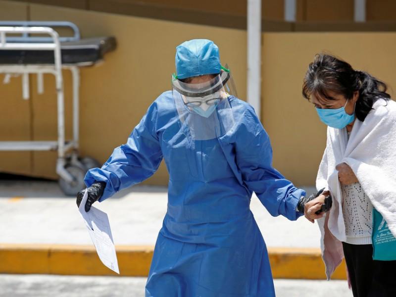 Reportan 226 nuevos casos de Covid19 en la entidad veracruzana