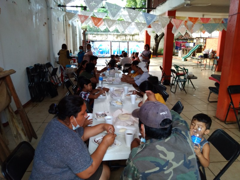 Reportan 2500 viviendas afectadas por lluvias en Unión Hidalgo