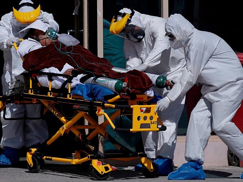 Reportan 4 mil 272 muertes más por Covid-19 en México