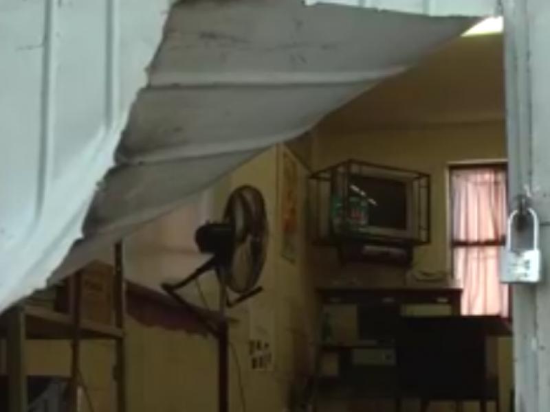Reportan 65 escuelas afectadas pro robos