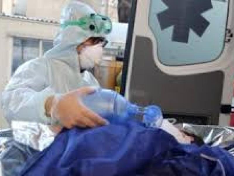 Reportan 78 nuevas muertes por Covid