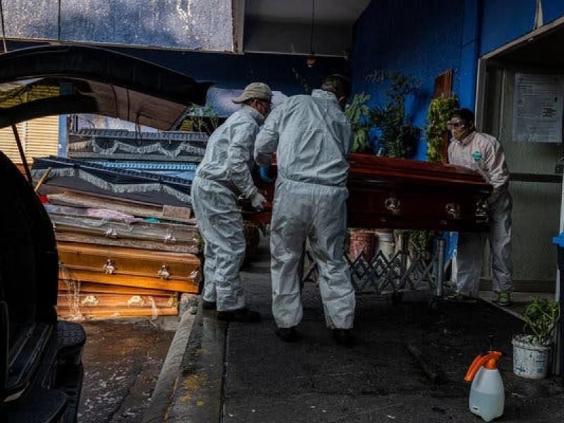 Reportan 87 muertos por COVID-19 en las últimas 24 horas