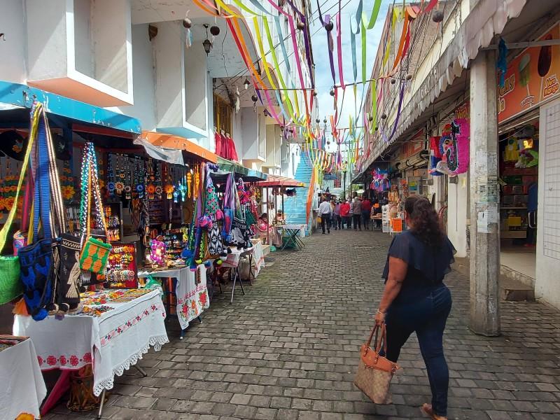 Reportan artesanos Wixárikas pérdidas del 10% durante 2021
