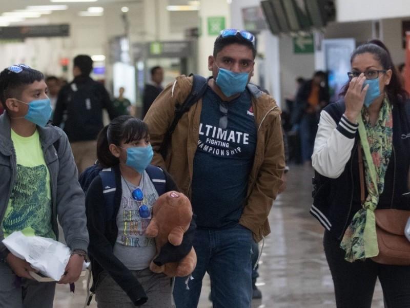 Reportan caso sospechoso de coronavirus en CDMX