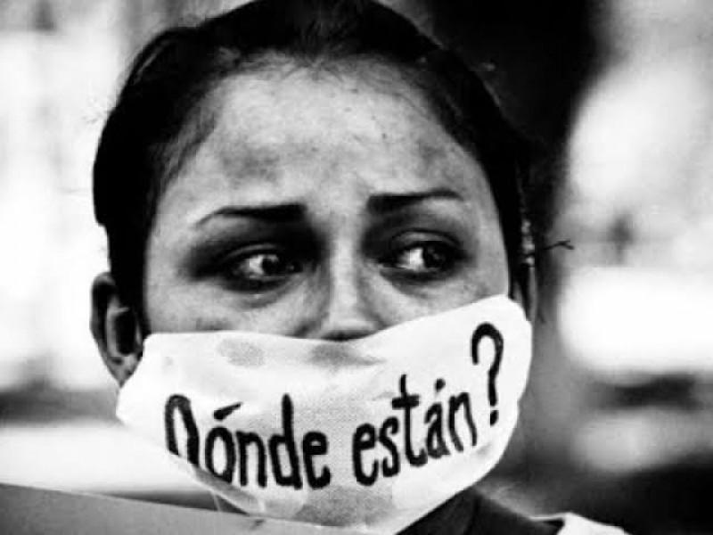 Reporta Colectivo aumento en desapariciones de mujeres