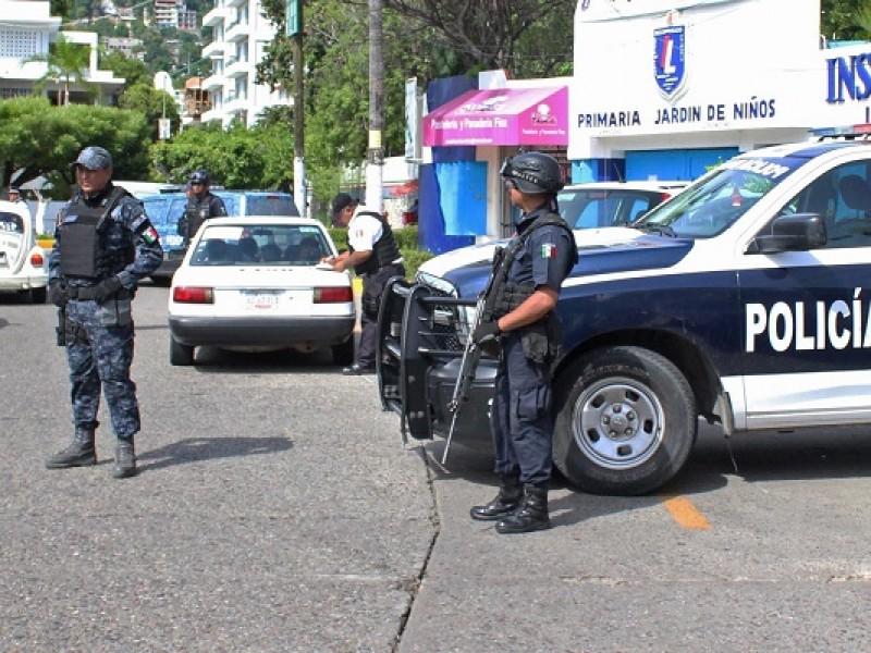 Reportan desaparición de 342 armas en Acapulco