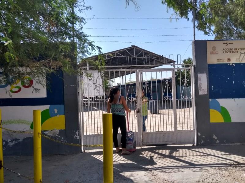 Reportan Jardín de Niños sin agua en GP