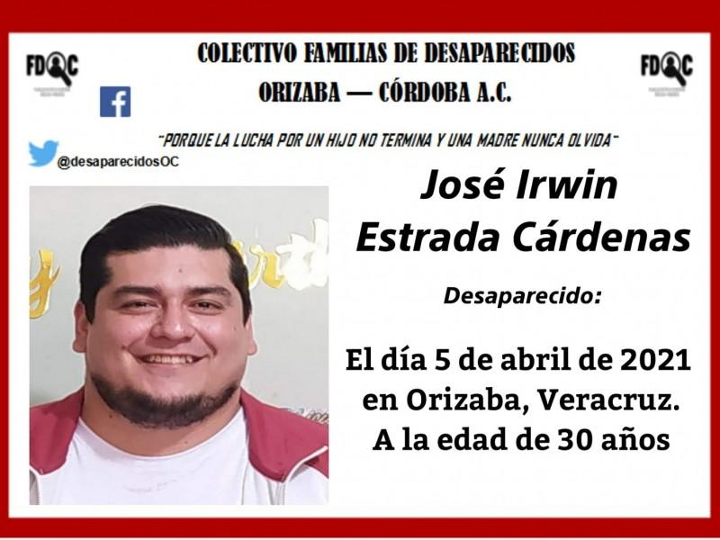 Reportan otro desparecido más en Orizaba
