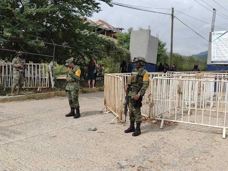Reportan presunto motín de reos en Acapulco; SSP lo descarta