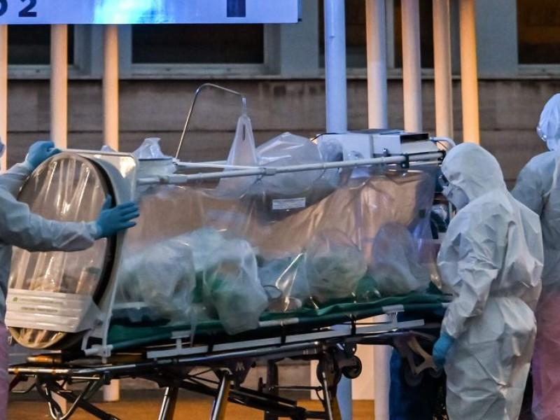 Reportan primera muerte por reinfección de Covid-19