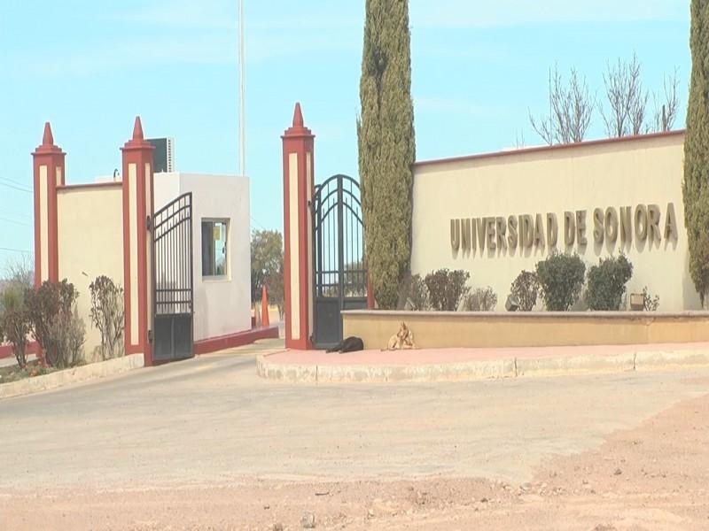 Reportan robos y daños en Unison Nogales