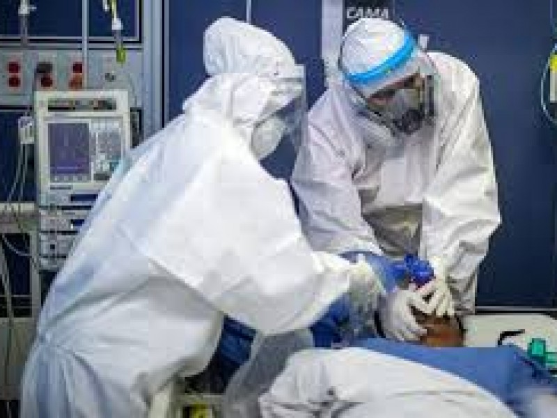 Reportan solo 2 defunciones y 11 nuevos contagios COVID