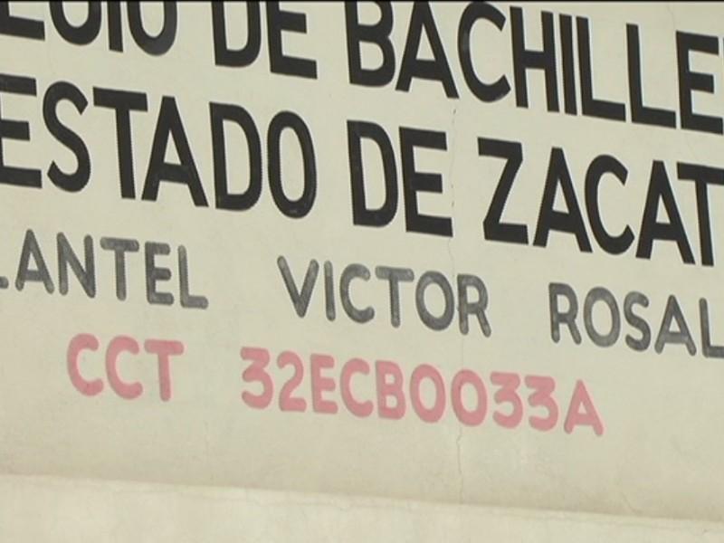 Reportan supuesto herido por riña en el COBAEZ