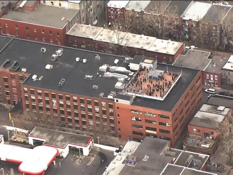 Reportan toma de rehenes en oficina de Ubisoft en Montreal