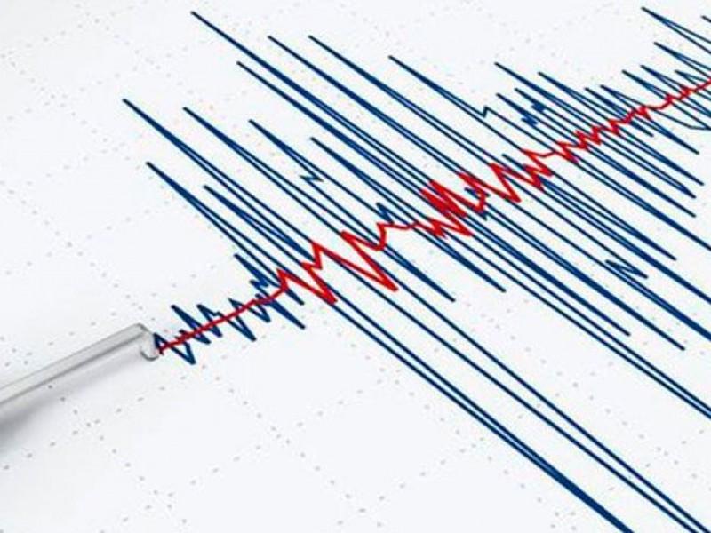 Reportan tres sismos en las costas del Pacífico