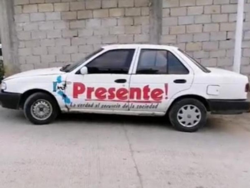 Reportero sufre atentado en Poza Rica